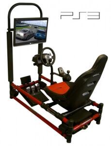 driving simulator arcade
