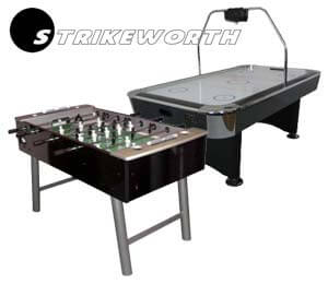 Strikeworth games tables