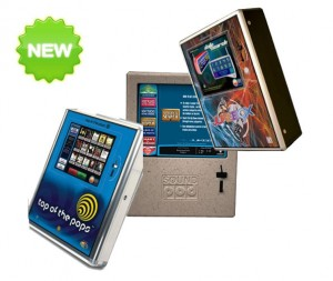 New Touchscreen Jukeboxes