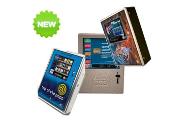 Touchscreen jukeboxes