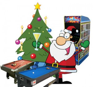 Christmas Games Room Products