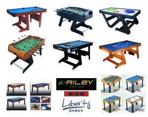 BCE Riley table sports tables