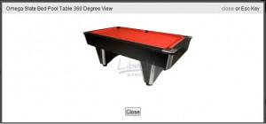 pool table online rotating tool