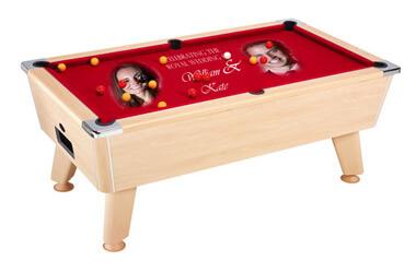 Royal pool table
