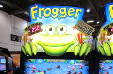 New EAG Arcades