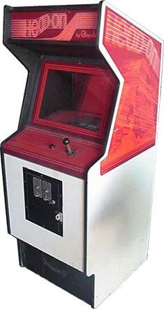 SEGA Head On Arcade Machine