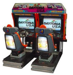 SEGA Daytona USA Arcade