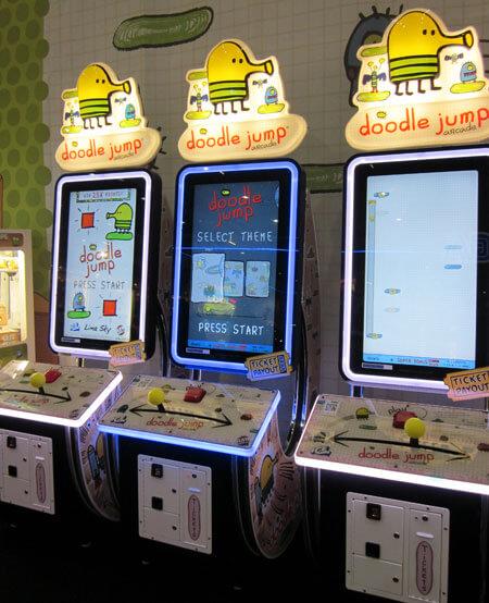 Doodle Jump Arcade