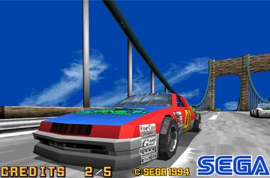 SEGA Racing Games