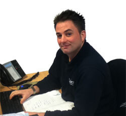 Chris - One of our many pool table experts!