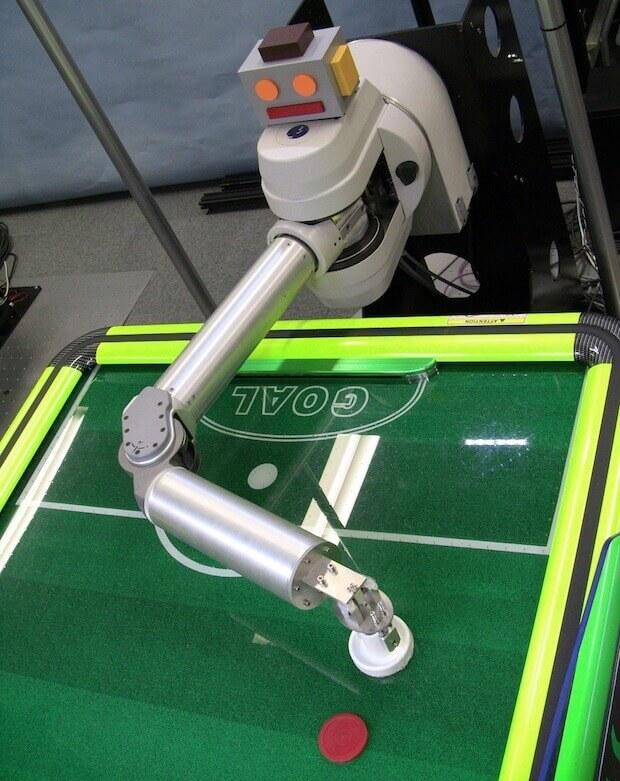 Air Hockey Robot