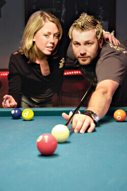 Couple Learning Pool