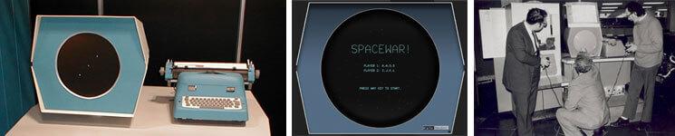 Spacewar Computer