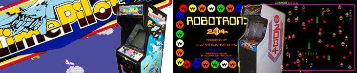 Time Pilot & Robotron 2084