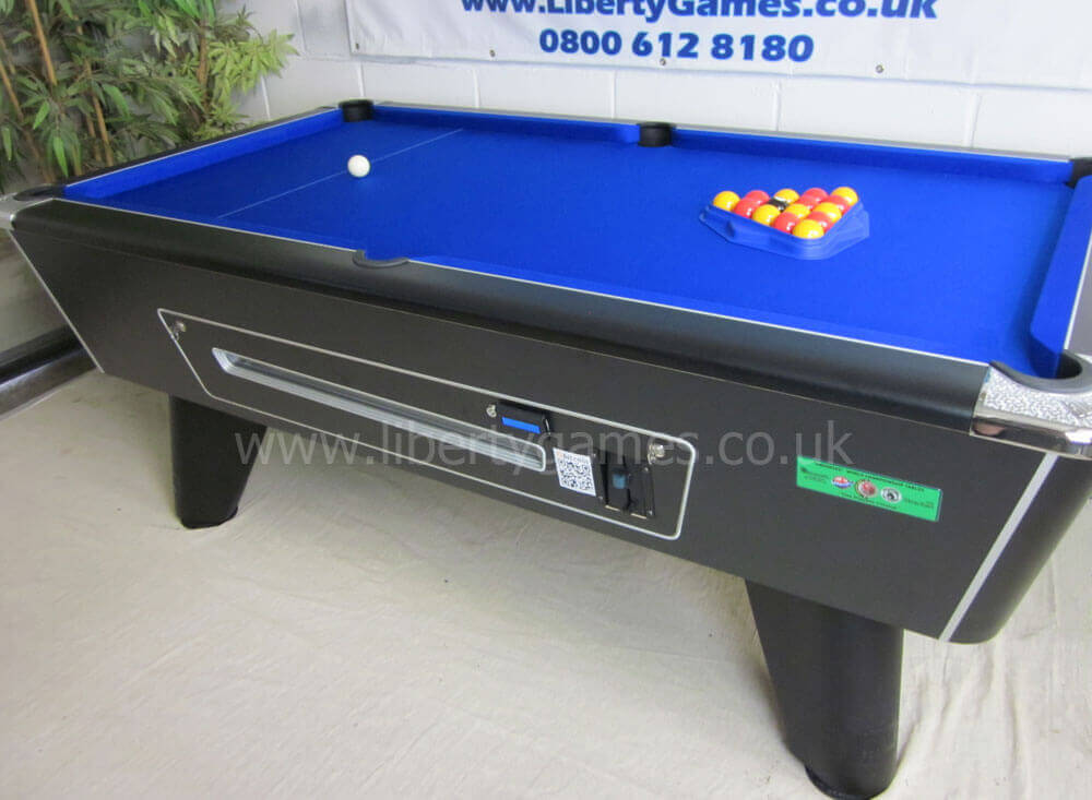 Bitcoin operated pool table liberty games blog for Supreme 99 table game