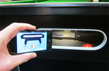 Pool Table iPhone App