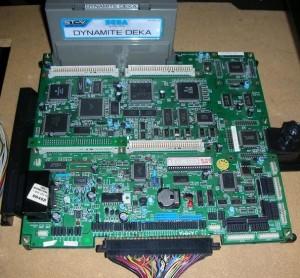SEGA System 16 Board
