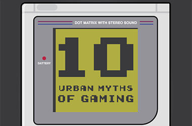 10 urban myths of gaming