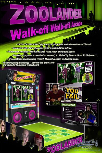Zoolander Walk-off