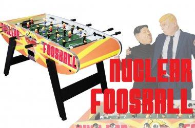 Nuclear Foosball