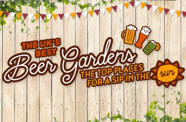 Beer Garden Cities