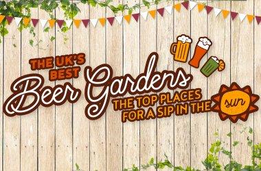 Beer Garden Cities