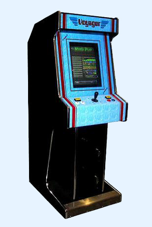 A multiplay arcade machine
