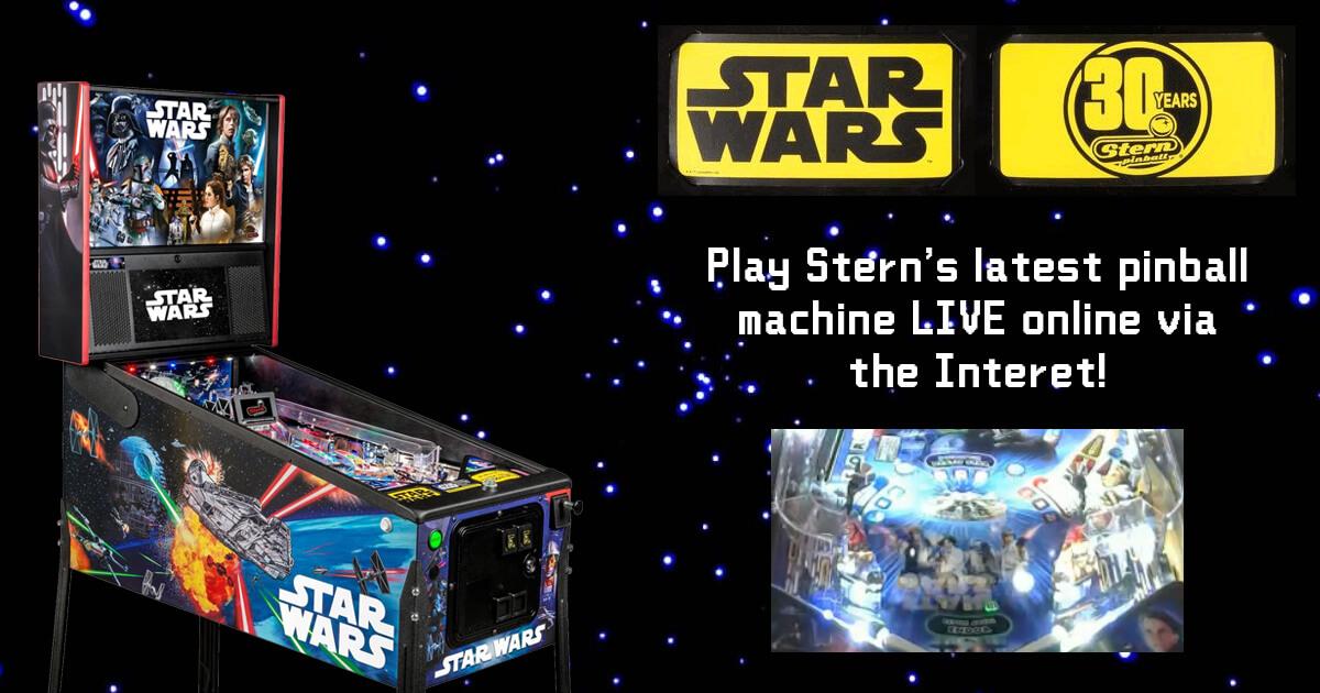 Play Star Wars Pinball Online! | Liberty Games