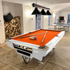 PureLine LA Pro American Slate Bed Pool Table