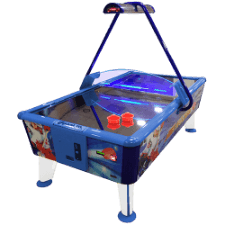 WIK Gold Commercial Air Hockey Table