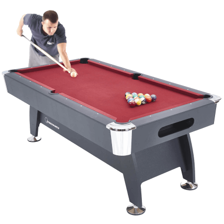 Strikeworth Pro American Deluxe 7ft Pool Table