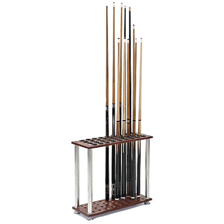 Strikeworth Club 2.0 Pool Cue Stand for 36 Cues