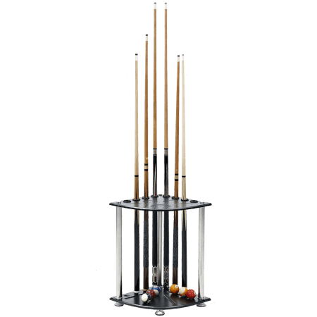 Strikeworth Corner Cue Stand for 8 Cues