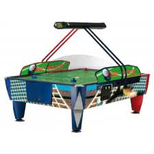 SAM Double Fast Soccer 8 foot Commercial Air Hockey Table