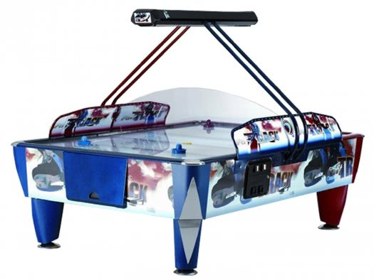 SAM Double Fast Track 8 foot Commercial Air Hockey Table
