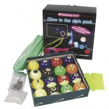 Aramith 2 1/4'' (57.2mm) UV Pool Ball Set