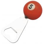 Bottle Opener with Pool Ball (4619.000)