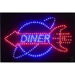 Diner LED Wall Sign