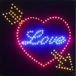 Cupid LED Wall Sign