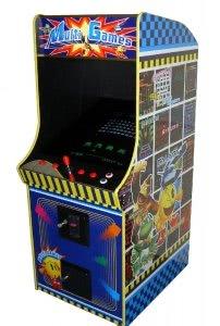 Galaxy Cosmic Retro Arcade Machine