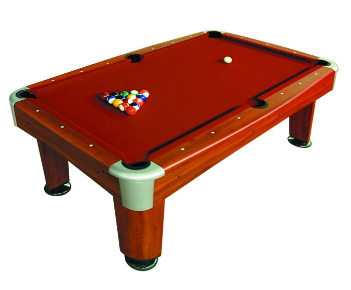 Rosemont 7ft home pool table pt12 7d liberty games for 12 foot snooker table for sale