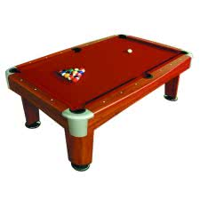 BCE Rosemont 7 foot Home Pool Table (PT12-7D)