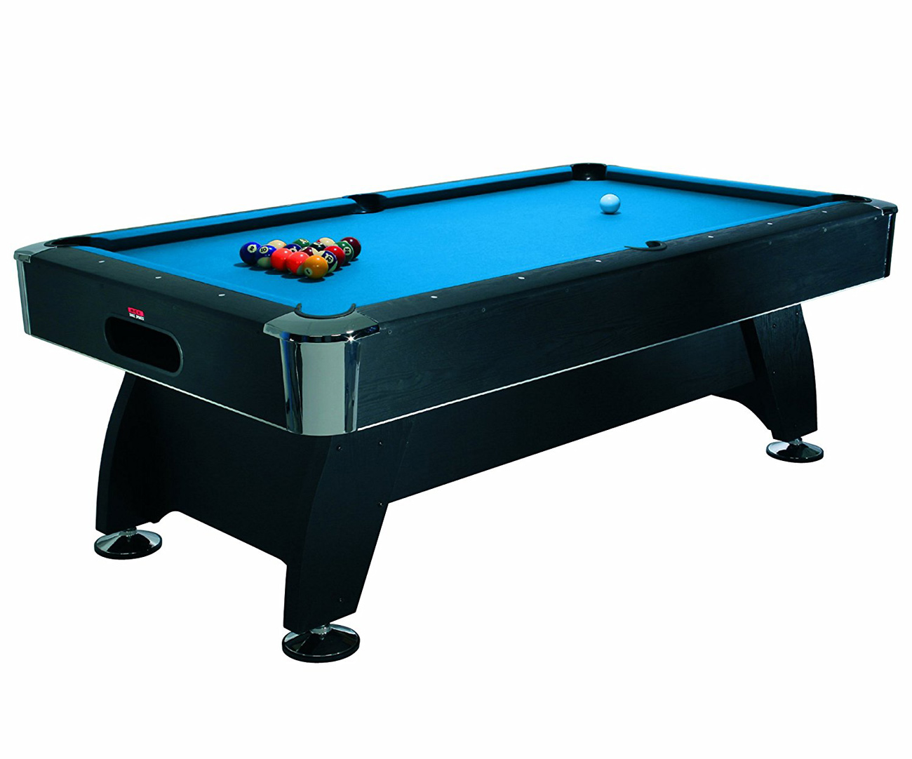 Black Cat Pool Table 7ft Hpt1 7 Liberty Games