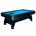 Black Cat 7 foot Home Pool Table (HPT1-7)