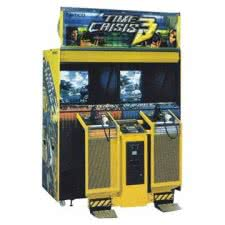 Namco Time Crisis 3 Twin Arcade Machine