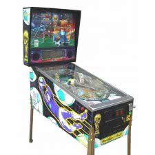 World Cup 94 Soccer Pinball Machine