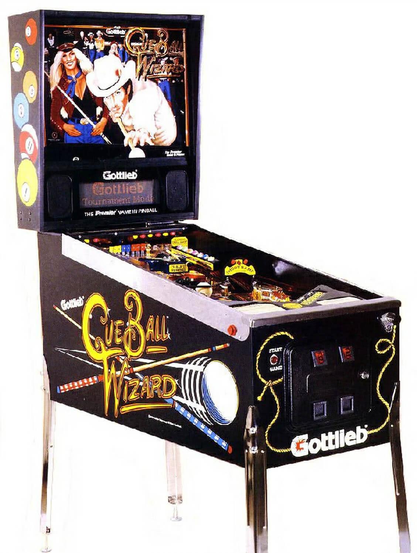 pinball wizard pinball machine for sale