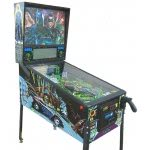 Batman Forever Pinball Machine