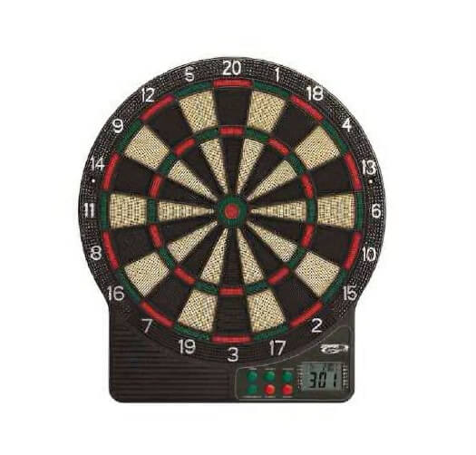 Battery Operated Electronic Dartboard (9009.100)