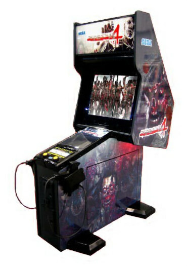 Sega House of the Dead 4 Midi Arcade Machine